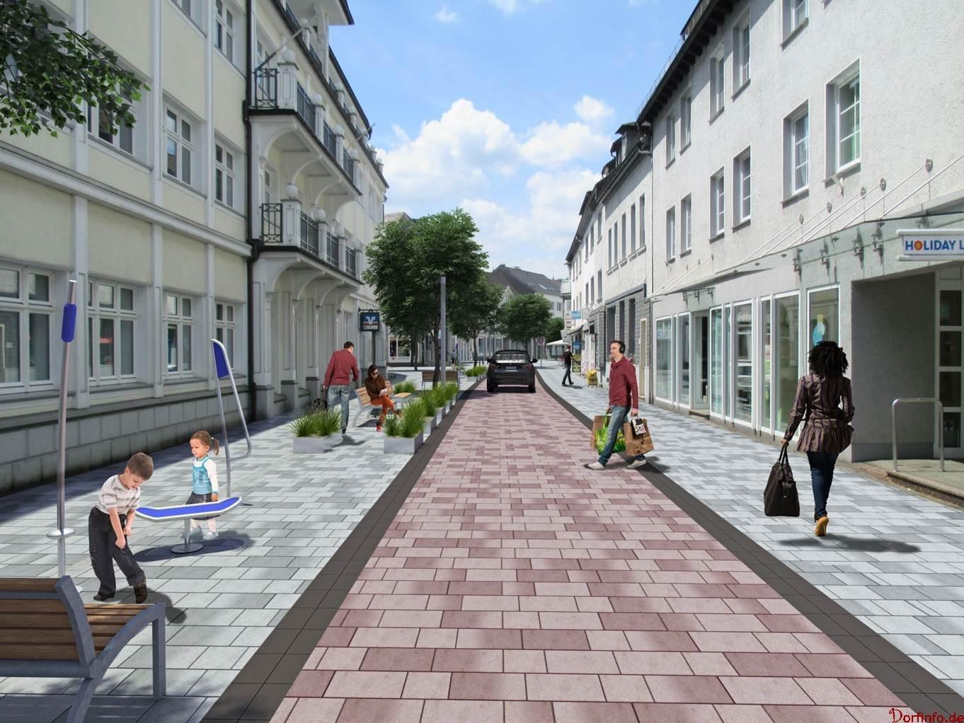 Mehr Tempo für Innenstadt-Umbau