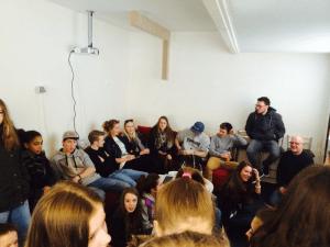 Jugendcafe Workshop