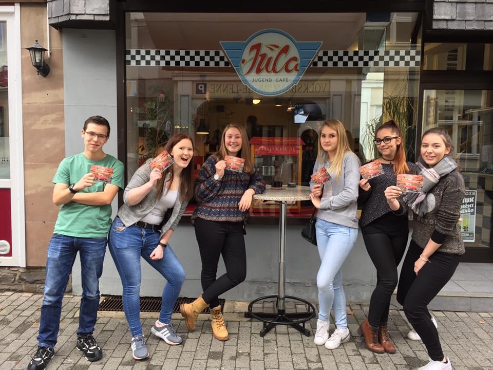 Jugendtreff in der Innenstadt eingeweiht!
