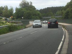 Ihnetalbrücke wieder zweispurig befahrbar