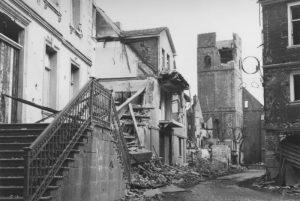 Bombenangriff auf Attendorner Innenstadt am 28.03.1945