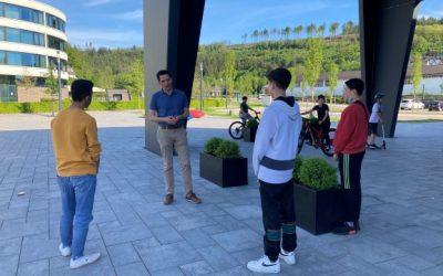 Im Gespräch mit Jugendlichen über die Corona-Zeit