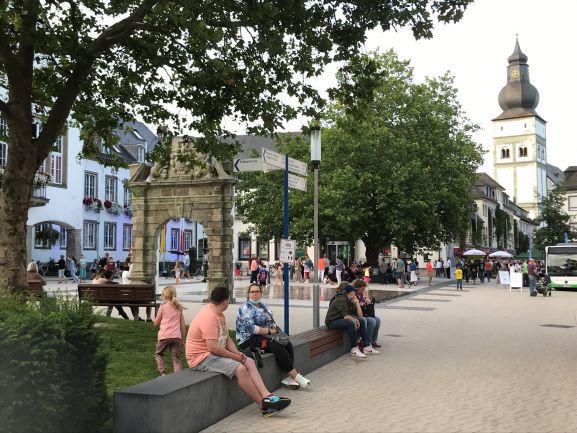Die Attendorner Piazza